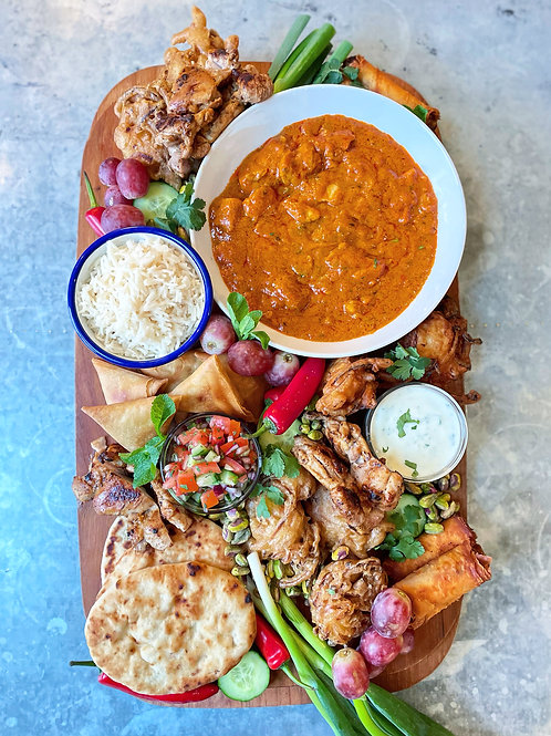 The Indian Platter