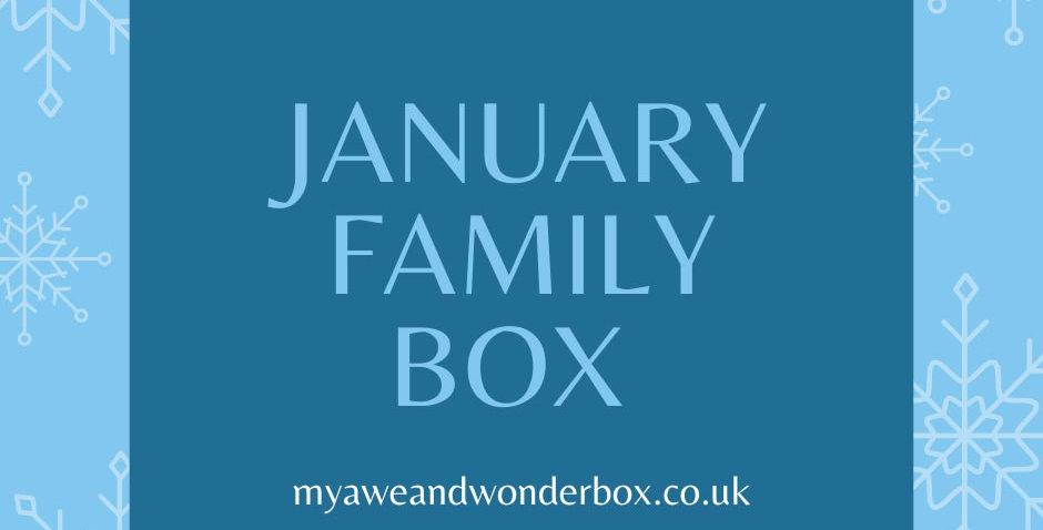 January Family Box