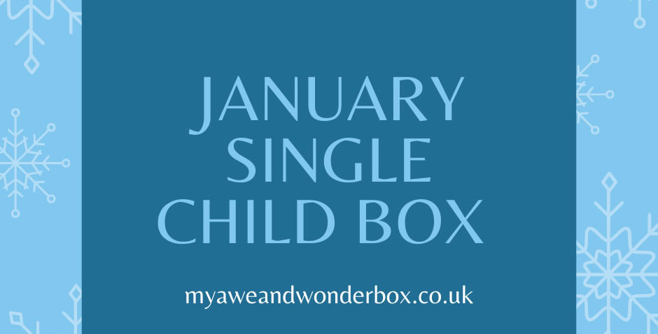 January Single Child Box