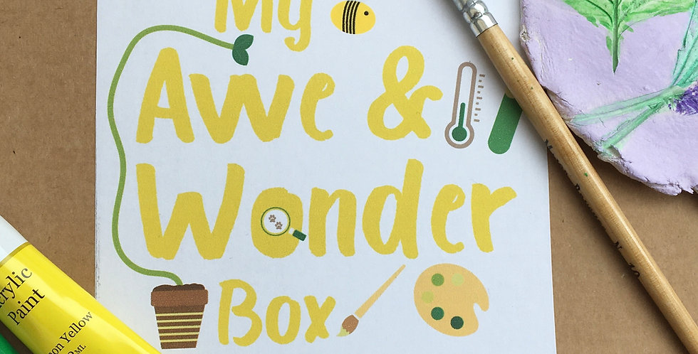 Family Box  On-going Monthly Subscription