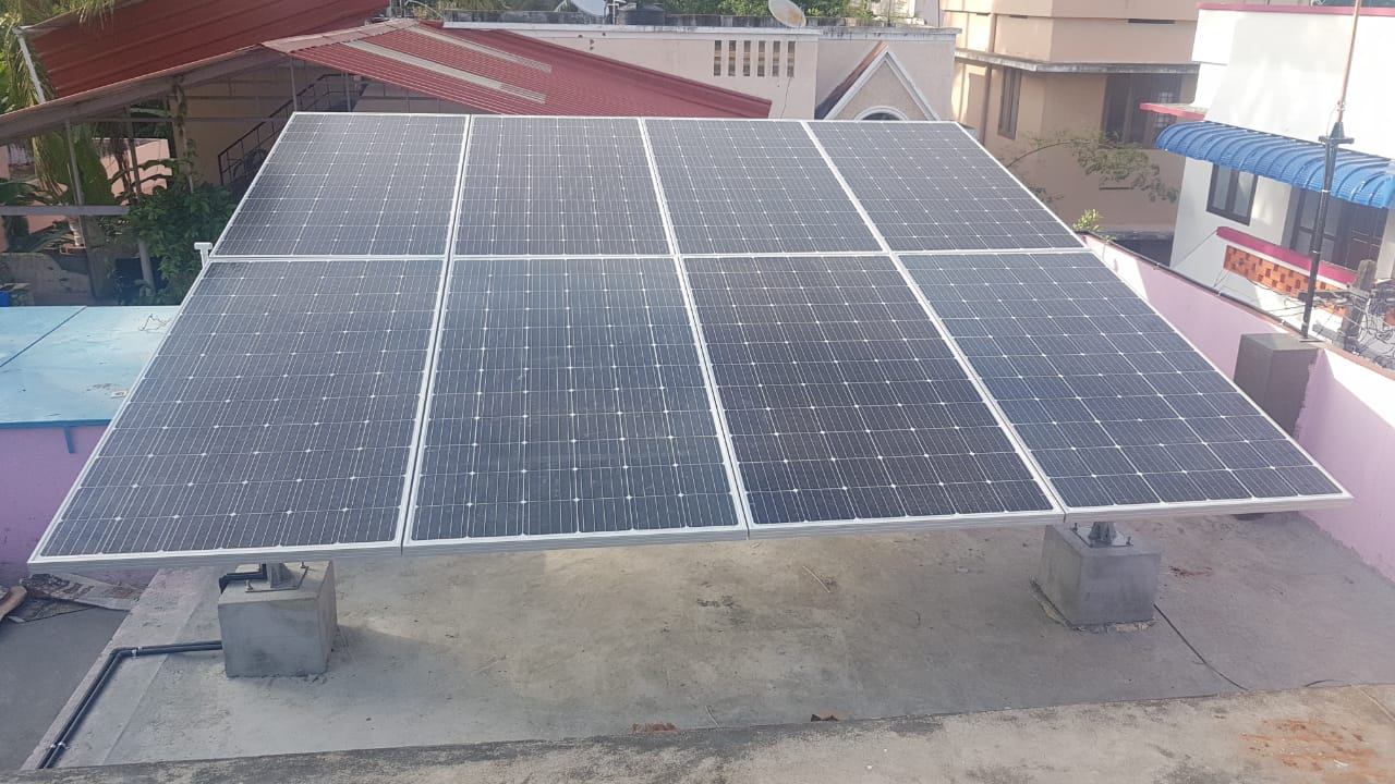 2 Kwp Off Grid Solar