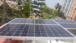 2Kwp Off Grid Solar Plant
