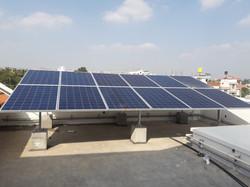 3 Kwp Off Grid Solar Plant
