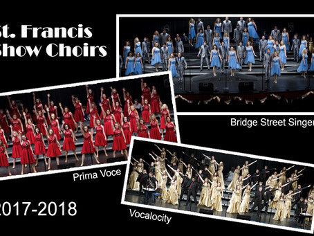 Videos Available - 2018 Post-Season Show Choir Showcase