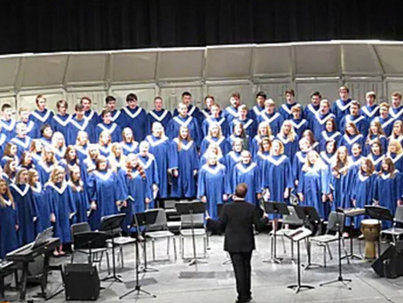 Choirs achieve excellence during the 2016-17 season