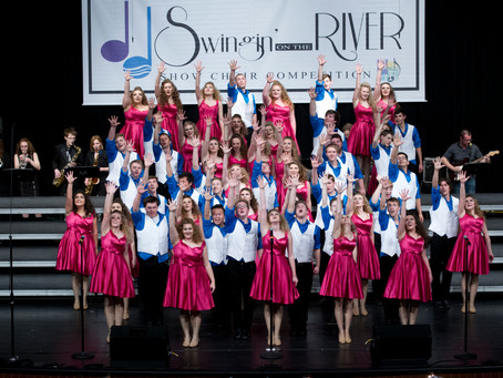 Show Choirs enjoying another strong performance season