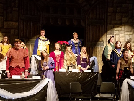 "A Sneak Peek into ""Madrigal Matchmakers"" Dinner Show"
