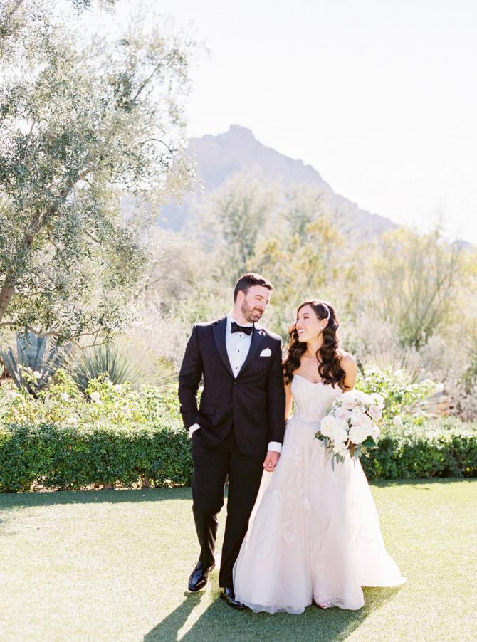 Kate and Ryan's Timeless El Chorro Wedding