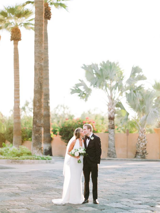Lanie and Keeton's Classic Royal Palms Wedding