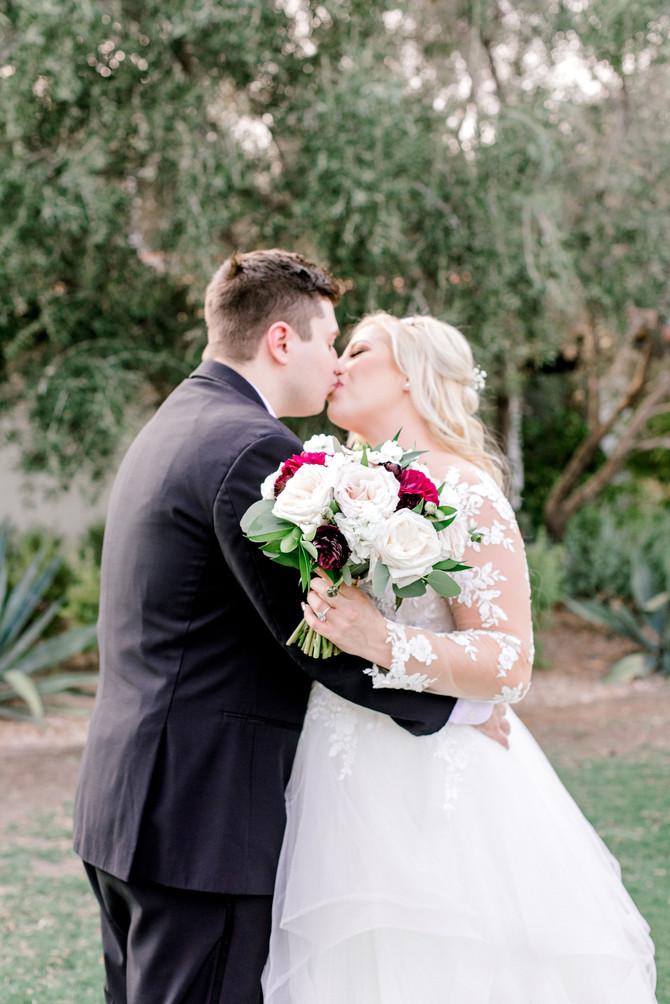 Kelsey and Sam's Stunning, Summer Wedding