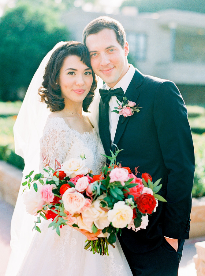 Rachael + Daniel's Bright Biltmore Wedding