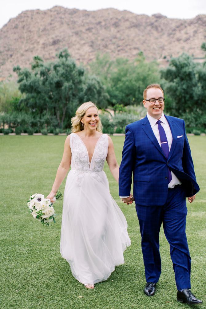 Heather and Adam's Elegant El Chorro Wedding
