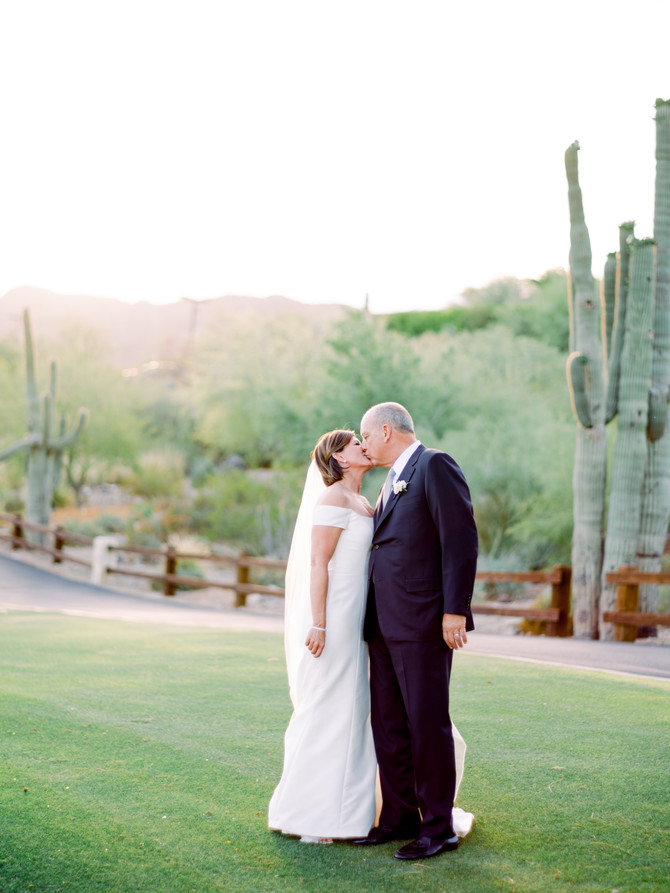 Andrea + John's Paradise Valley Country Club Wedding