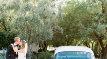 Tegan + Connor's El Chorro Scottsdale Wedding