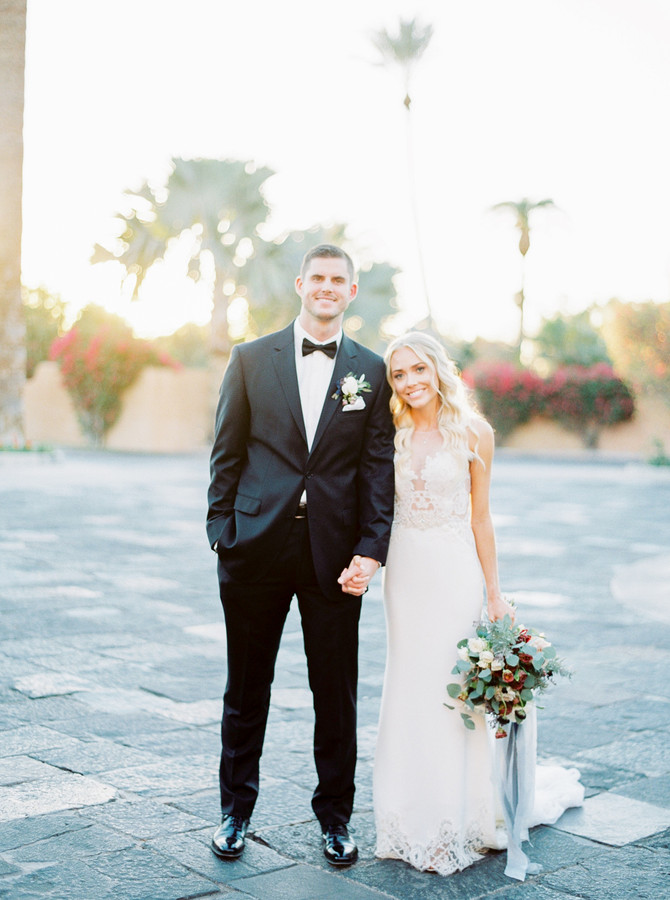 Taylor and Kyle's Picture Perfect Fall Wedding