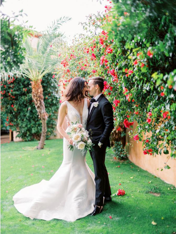 Ranna and Eric's Royal Palms Wedding