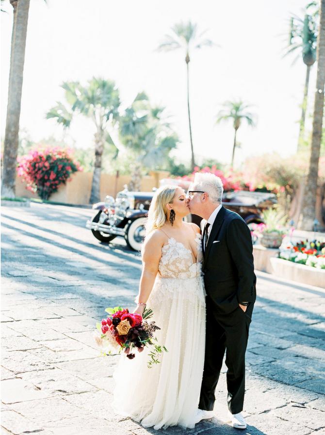 Jenny + Erik's Quirky, Romantic Wedding