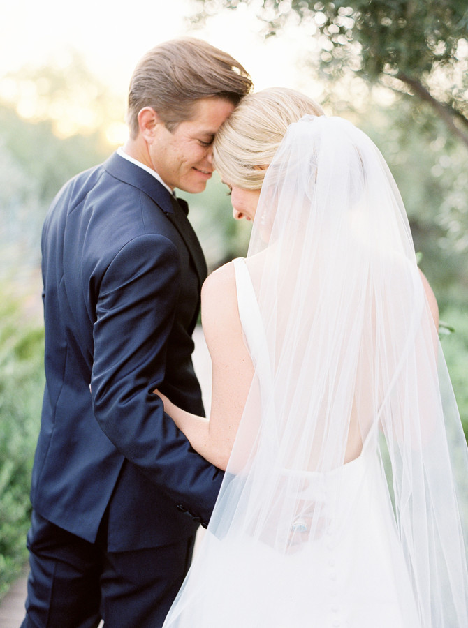 Suzanne + Conner's Fall El Chorro Scottsdale Wedding