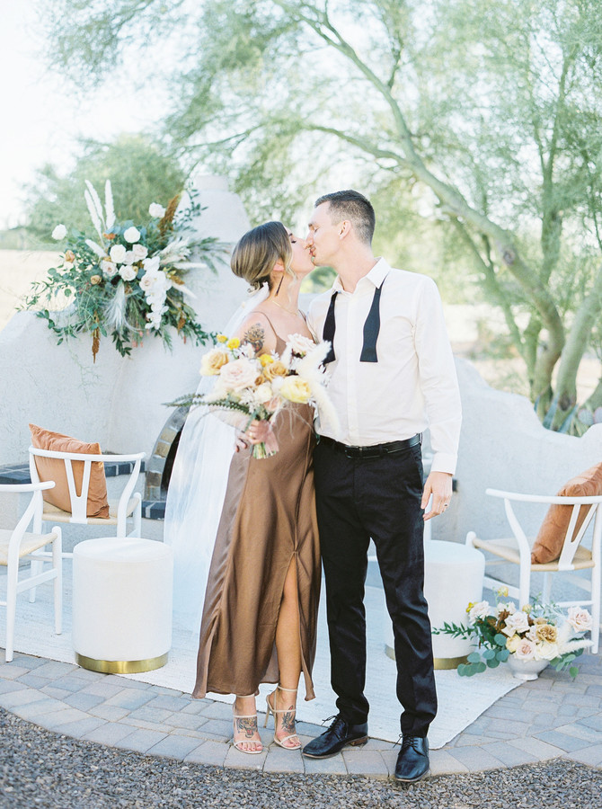 Fall Elopement Styled Shoot
