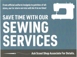 Sewing Service 2019