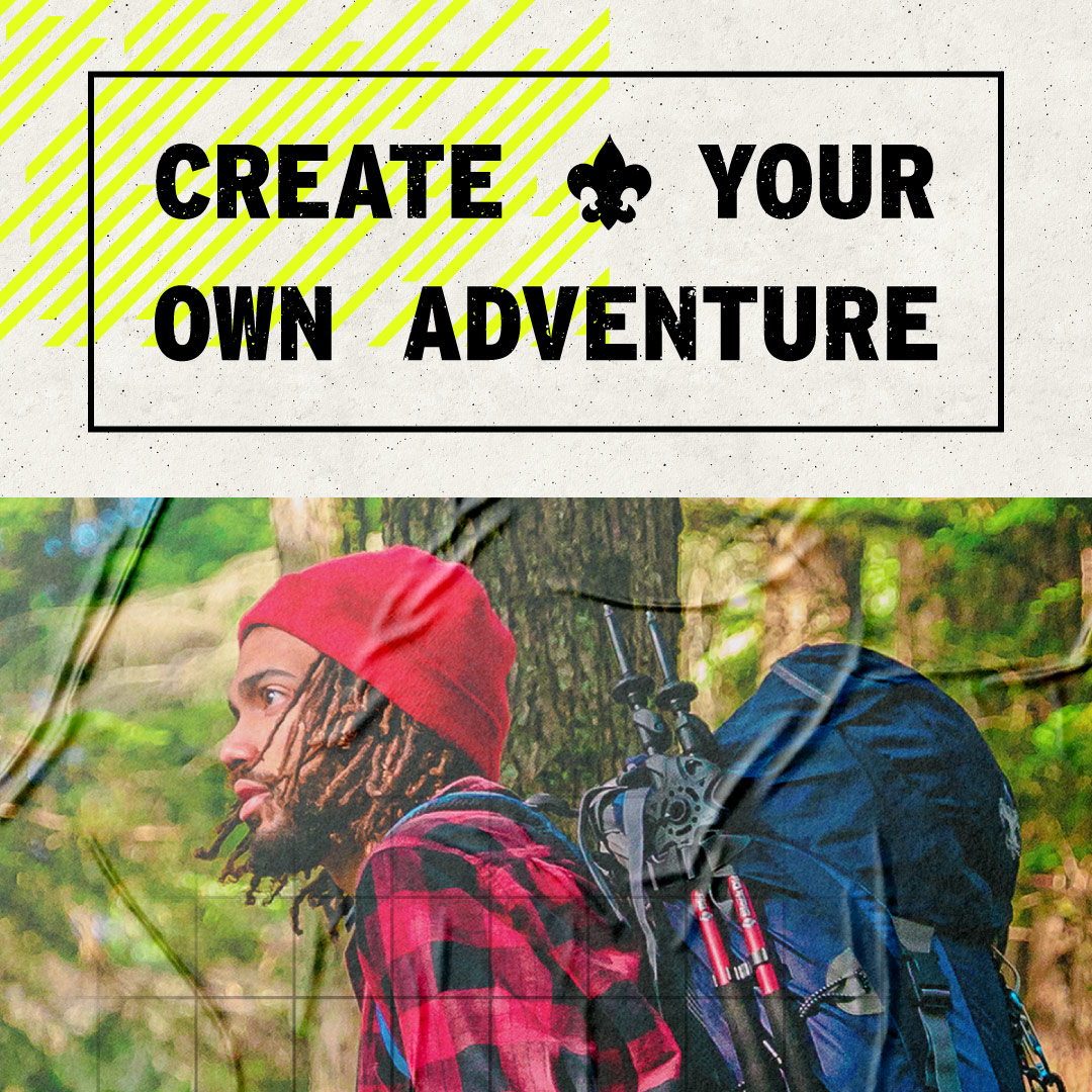 Adventure Series Promo - Social Media 6