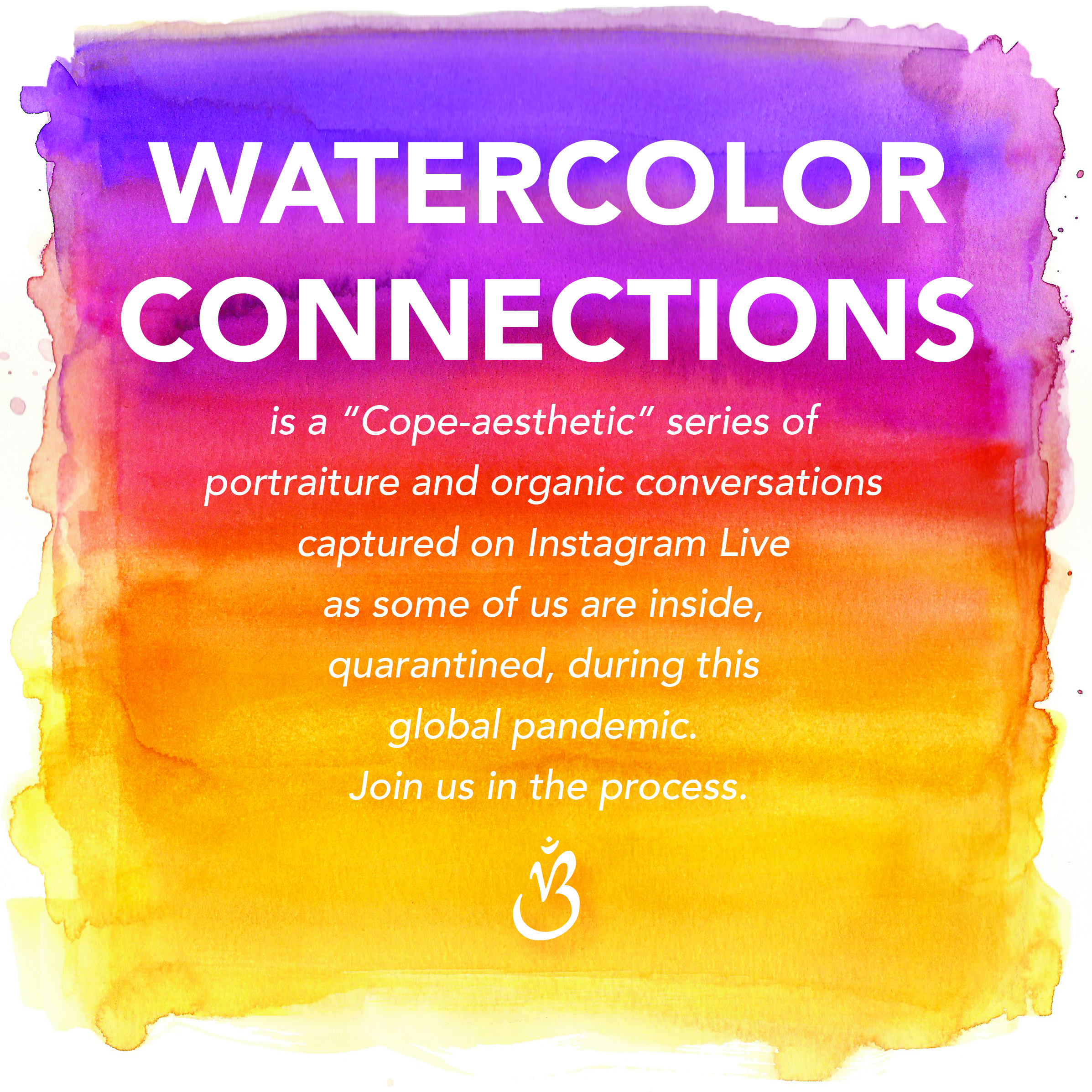 Instagram WaterColor Connections details