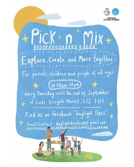 Pick n Mix flyer