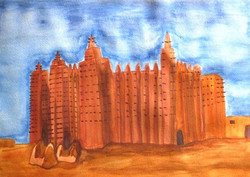 Mali Mud Mosque