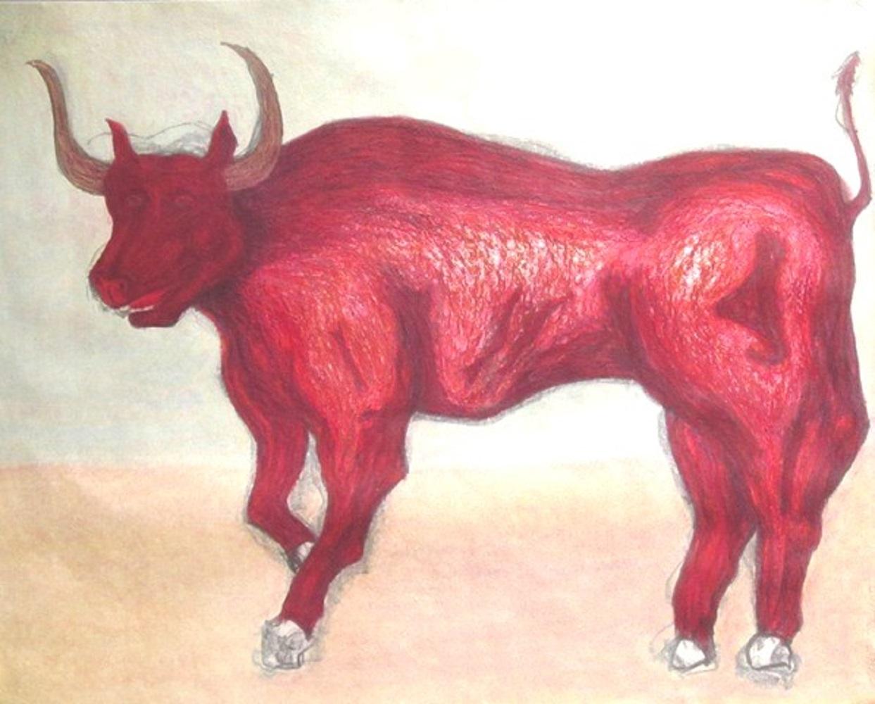 Snickering Bull