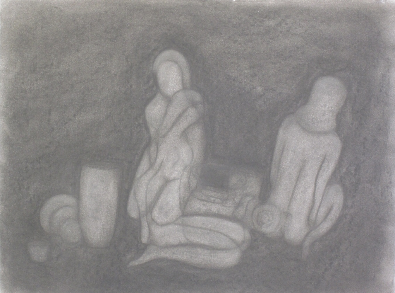 Matisse diptych 2 (2015)