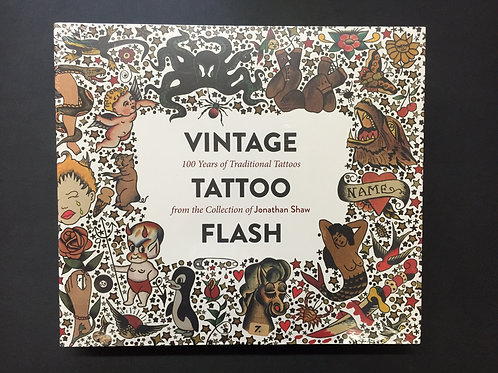 Vintage Tattoo Flash-Jonathan Shaw Collection