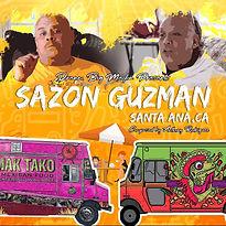 Sazon Guzman Soundtrack