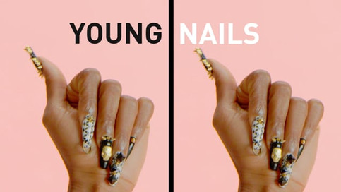 """Young Nails - YN Factor: """"The Boot"""""""