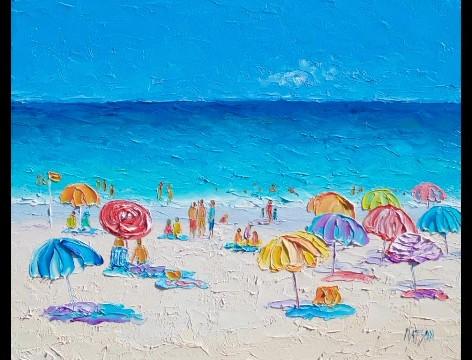 Beach Paintings