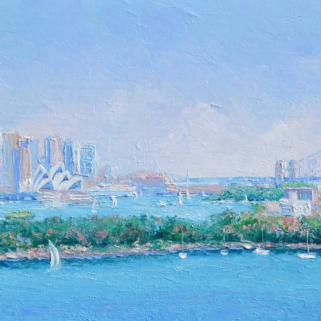 Sydney Harbour, The Opera House , Sydney