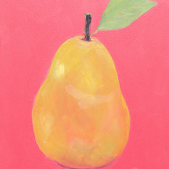Luscious Ripe Pear
