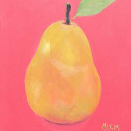 Juicy Ripe Pear