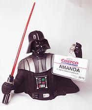 Darth Vader Costco