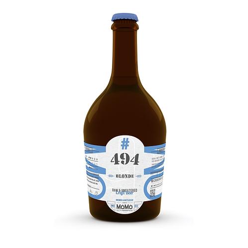 494 - Bottiglia 75 cl