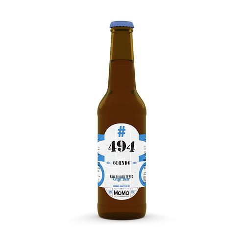 494 - Bottiglia 33 cl
