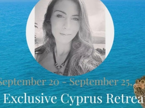 Exclusive Cyprus Retreat: Find your Heart & Soul
