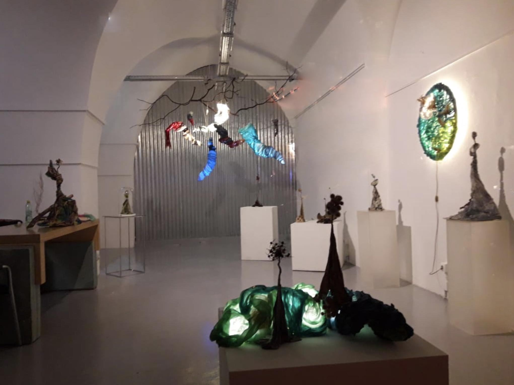 Expo décembre 2018 galerie Rmeil