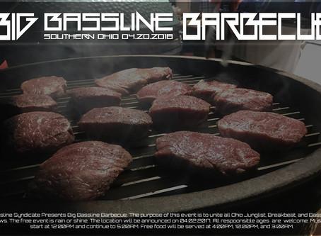 04/20/2018 - Cincinnati, OH - Big Bassline BBQ