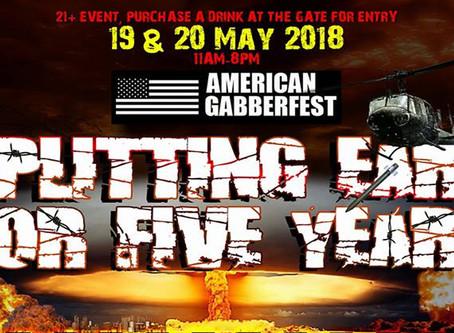 05/20/2018 - Las Vegas, NV - Gabberfest