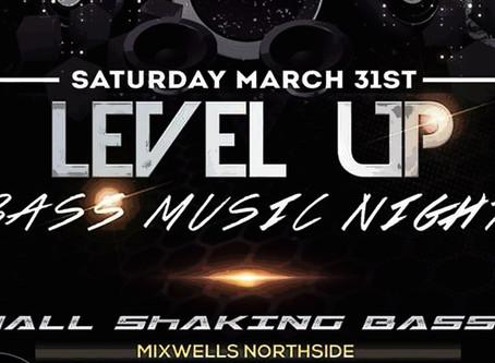 03/31/2018 - Cincinnati, OH - Level Up