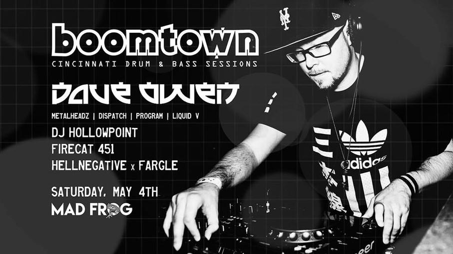 05/04/2019 - Cincinnati, OH - Boomtown!