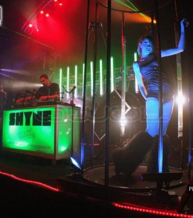 Live at Shyne Las Vegas