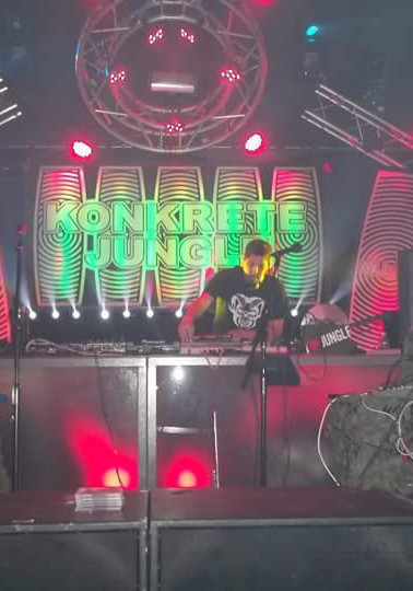 Live at World of Drum N Bass