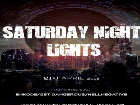 04/21/2018 - Jackson, MI - Saturday Night Lights
