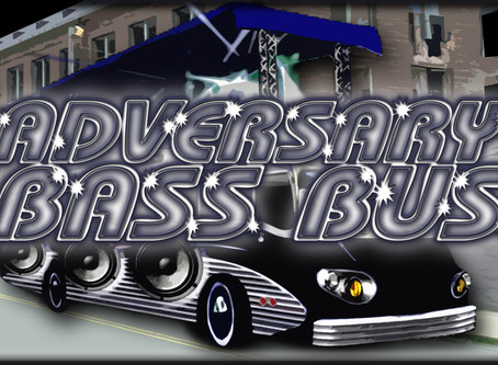 05/26/2018 - Detroit, MI - Adversary Bass Bus